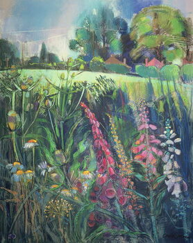 Fine Art Print Summer Field