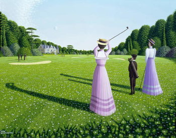 Fine Art Print  The Fairway, 1996