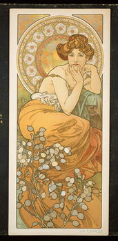 Fine Art Print The Precious Stones: Topaz