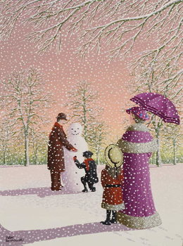 Fine Art Print  The Snowman