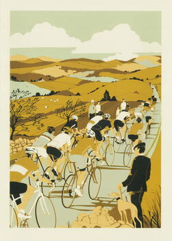 Fine Art Print Tour de Yorkshire