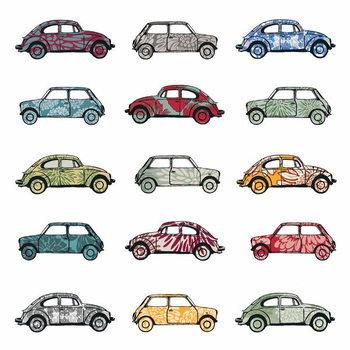 Fine Art Print Traffic Jam, 2012