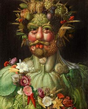 Fine Art Print Vertumnus, 1591