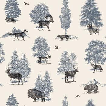 Fine Art Print Where they Belong - Winter