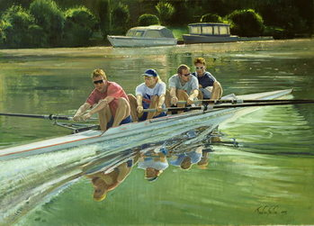 Fine Art Print  World Champions, 1998