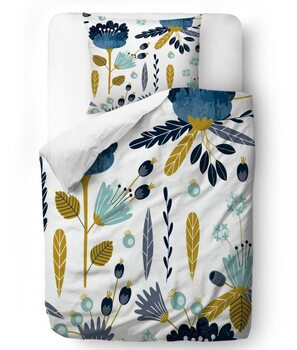 Bed linen Flamingos Favorite orchid
