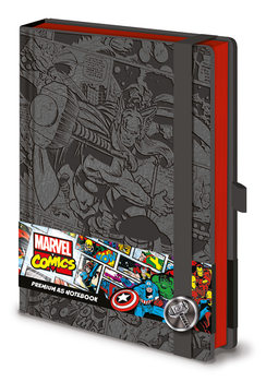 Marvel  Thor A5 Premium Notebook Fournitures de Bureau