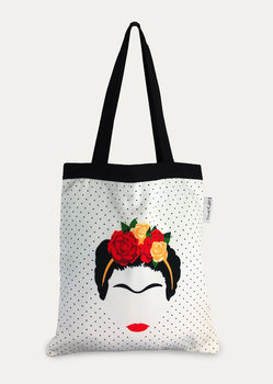 Bag Frida Kahlo - Minimalist