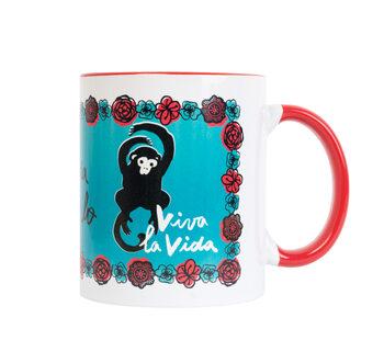 Cup Frida Kahlo - Viva La Vida