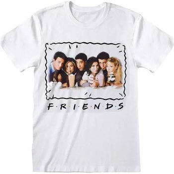 T-shirts Friends - Milkshakes