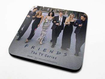 Friends TV - Cast Dessous de Verre