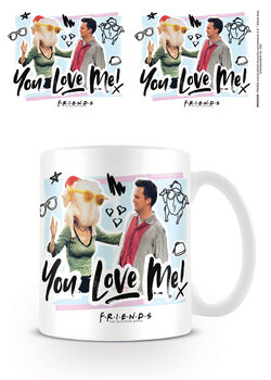 Cup Friends - You Love Me
