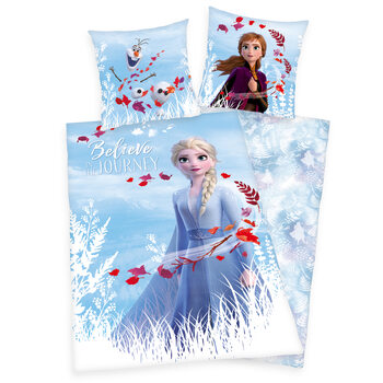 Bed sheets Frozen 2 - Believe in Journey