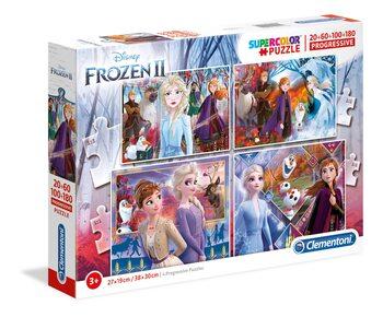 Puzzle Frozen 2 - Characters
