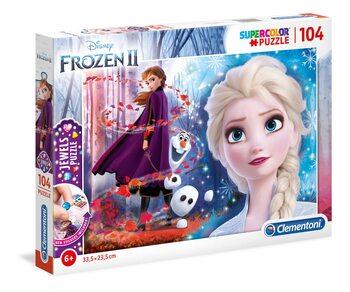 Puzzle Frozen 2 - Elsa & Anna