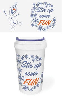 Travel mug Frozen 2 - Stir Up