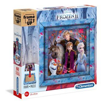 Palapeli Frozen: huurteinen seikkailu 2 - Frame Me Up