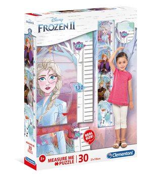 Palapeli Frozen: huurteinen seikkailu 2 - Measure Me