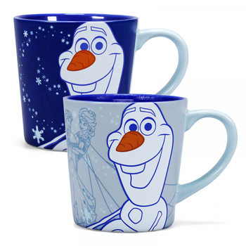 Muki Frozen: huurteinen seikkailu - Olaf
