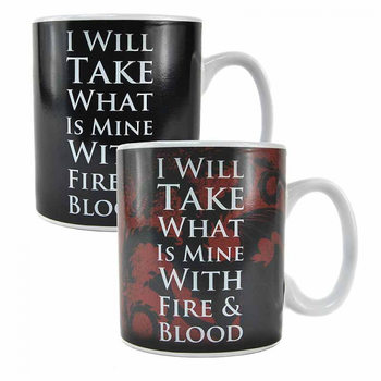 Mug Game Of Thrones - Daenerys Targaryen