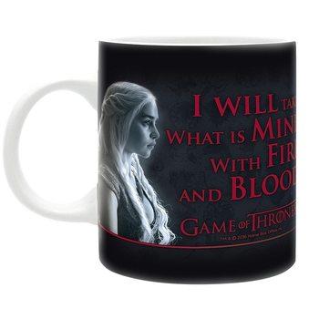 Muki Game Of Thrones - Fire & Blood