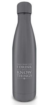 Garrafa Game Of Thrones - I Drink And I Know Things