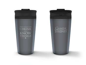 Caneca Game Of Thrones - I Drink And I Know Things