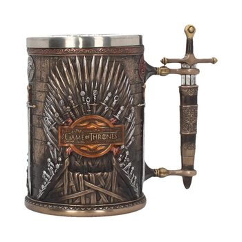 Caneca Game Of Thrones - Iron Throne