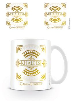 Caneca Game Of Thrones - Khaleesi