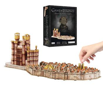 Palapeli Game of Thrones - Kings Landing 4D Cityscape