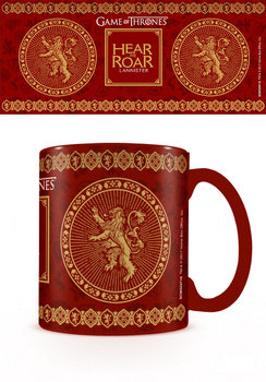 Caneca Game Of Thrones - Lannister