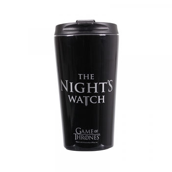 Copo Viagem Game Of Thrones - Nights Watch