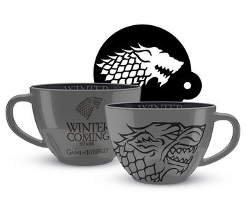 Muki Game Of Thrones - Stark
