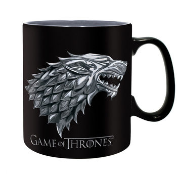 Caneca Game Of Thrones - Stark/Winter is coming