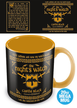 Caneca Game Of Thrones - The Nights Watch