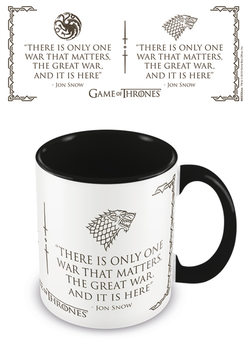 Caneca Game Of Thrones - War