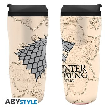 Travel mug Game Of Thrones - Winter is coming