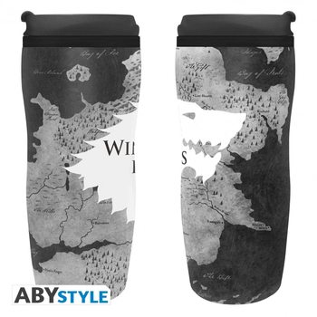 Travel Mug Game Of Thrones - Winter Is Here