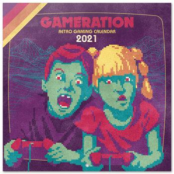 Calendar 2021 Gameration