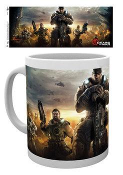 Mug Gears Of War 4 - Keyart 3