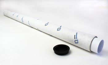 Gift wrap - shipping tube