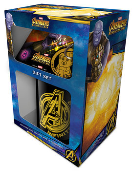 Conjunto de Presentes  Avengers - Infinity War