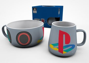 Breakfast Set Playstation - Classic Gift set