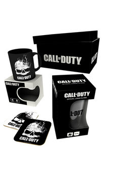 Conjunto de Presentes  Call of Duty - Logo