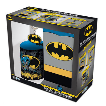 Conjunto de Presentes DC Comics - Batman