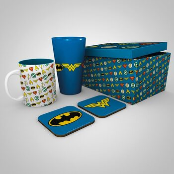 Gift set DC Comics - Logos