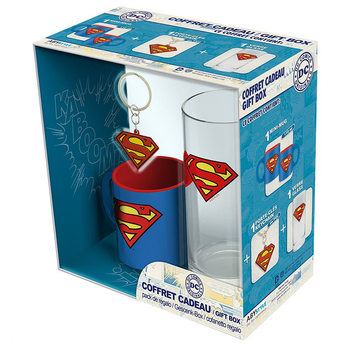 DC Comics - Superman Gift set