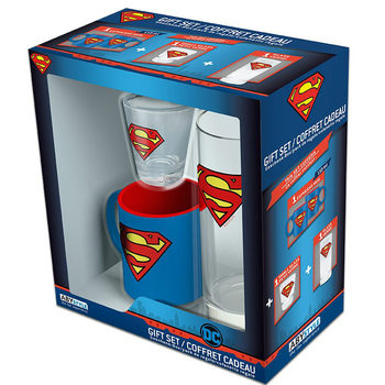 Conjunto de Presentes  DC Comics - Superman