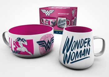 Conjunto de Presentes DC Comics - Wonder Woman Brave