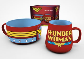 Conjunto de Presentes  DC Comics - Wonder Woman
